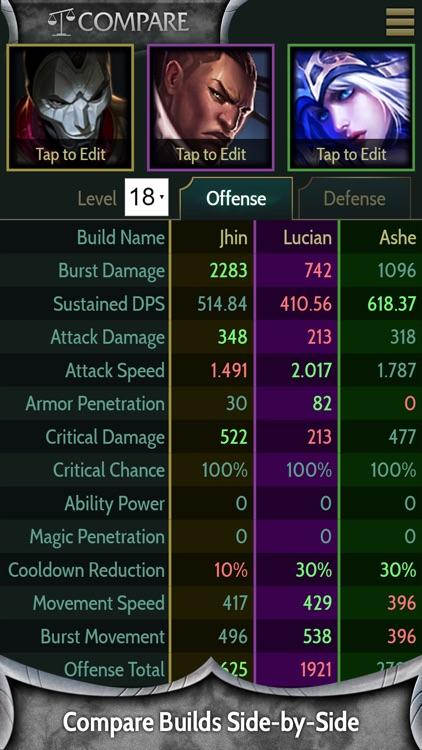 LegendSmith - for League of Legends screenshot-4