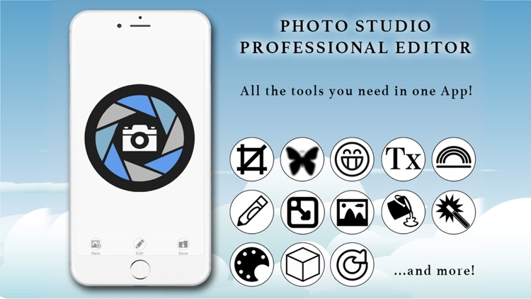 Photo Studio - Professional Editor screenshot-0