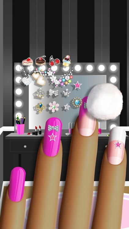 Nail Salon™ Virtual Nail Art Salon Game for Girls screenshot-4