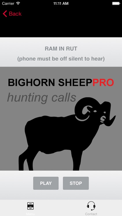 REAL Bighorn Sheep Hunting Calls - (ad free) BLUETOOTH COMPATIBLE screenshot-0