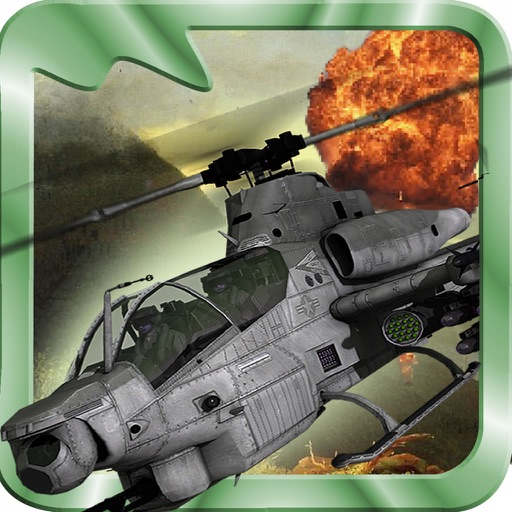 Amazing Attack Helicopter - An Addictive Game In The Air