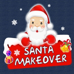 Christmas Makeover Pro - Santa Claus Photo Editor to Add Hat, Mustache & Costume