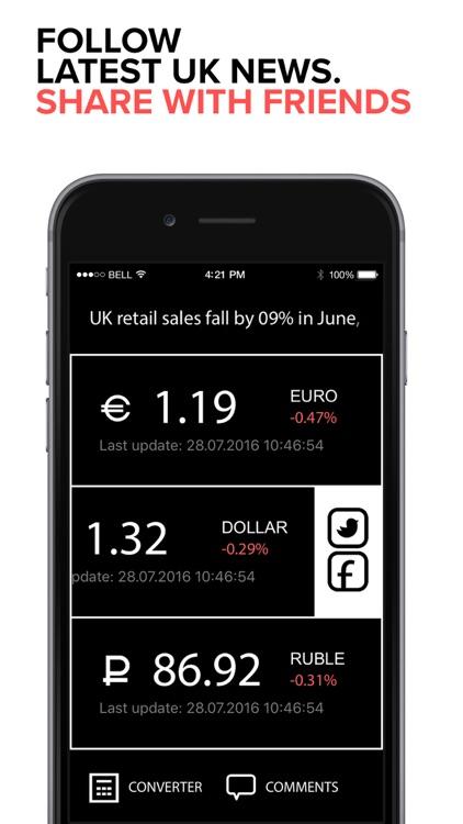 British Pound Sterling screenshot-3