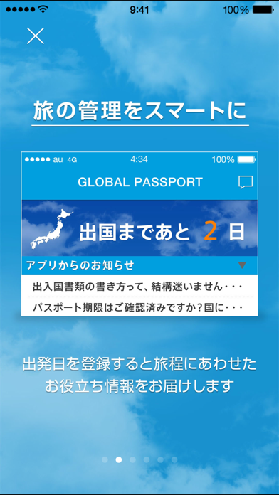 GLOBAL PASSPORT ScreenShot0