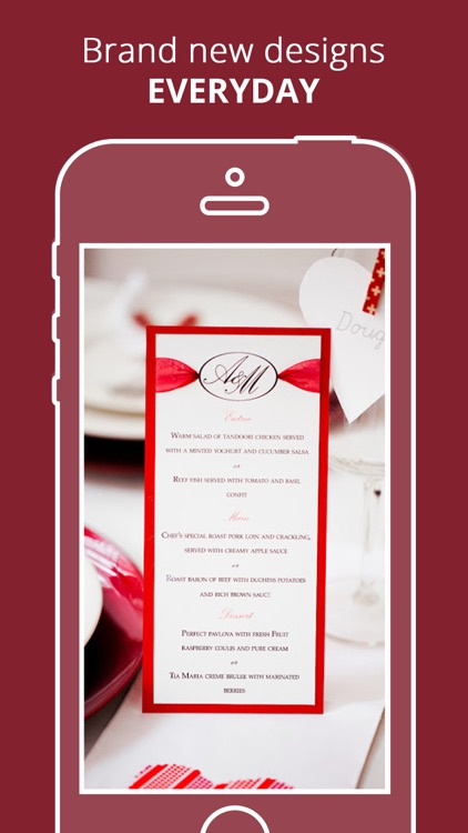 Best Wedding Invitation Cards| Cute Invite Designs screenshot-3
