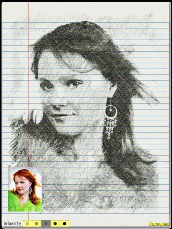 Pencil Sketch HD screenshot-3
