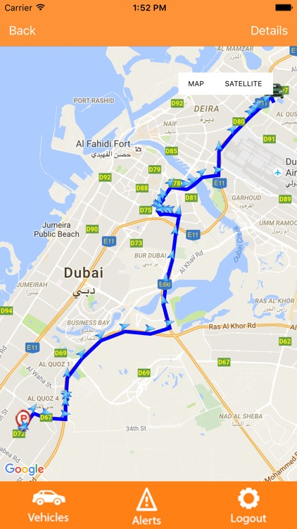 MASS UAE Tracking screenshot-3