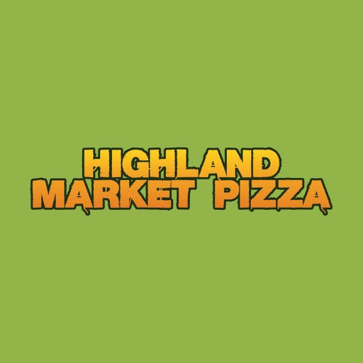 Highland Market Pizza