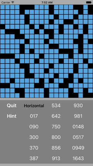 fill-in puzzles app