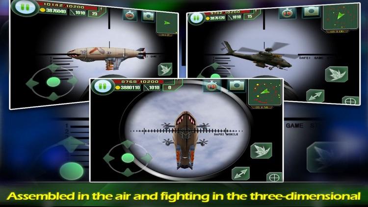 The Raid Of Wolve 3D screenshot-3