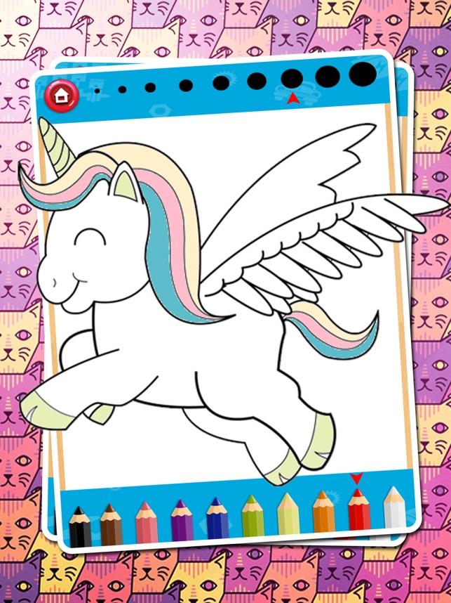 Little Pony Boyama Kitabi Prenses Boyama Okul Oncesi Bebekler