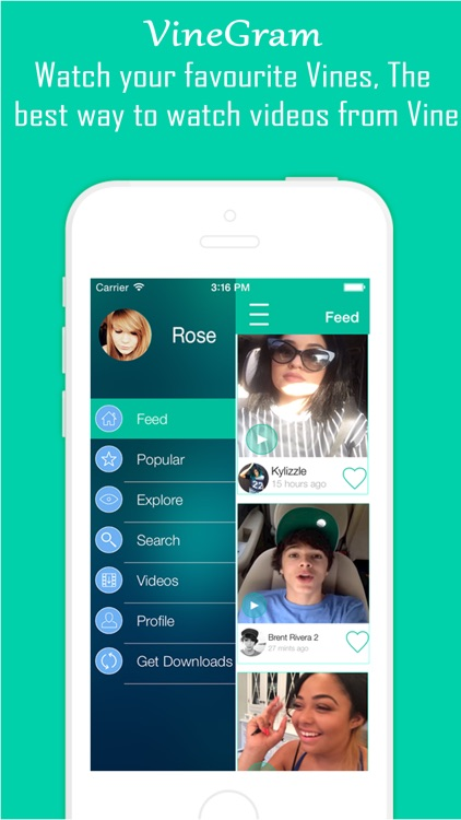 Best VineGram Free - View, Like and ReVine Videos for Vine