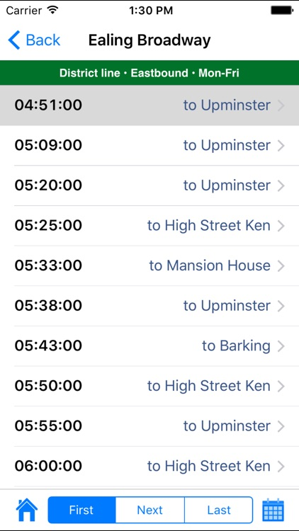 Tube Times screenshot-2