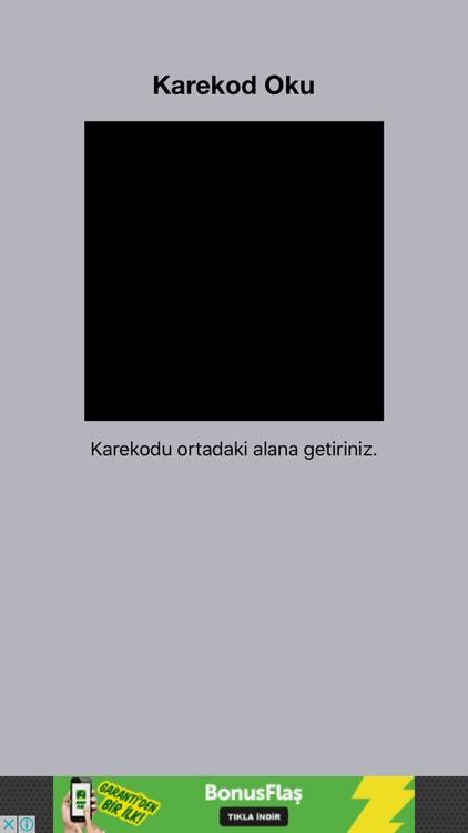 Karekod Oku