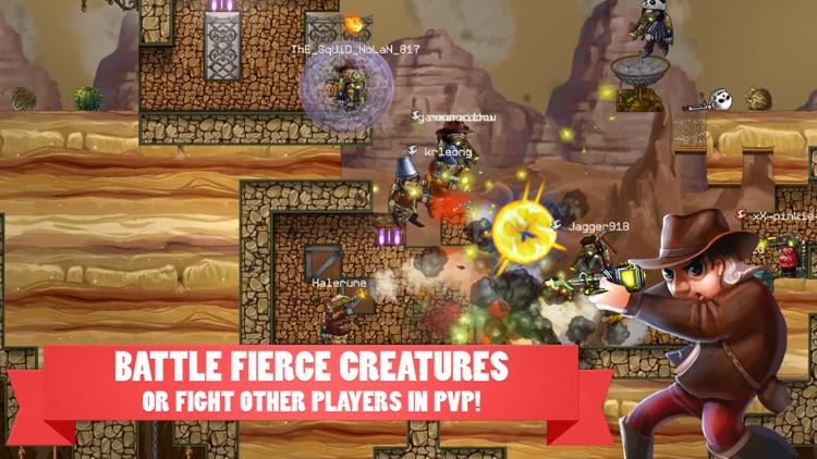 Deepworld - Sandbox MMORPG