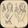 学画漫画:女性角色的画法