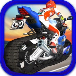 Super Bike Trax Fusion - Free Motorcycle Offroad Racing