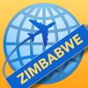Simbabwe Travelmapp