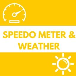 Speedo Meter & Weather