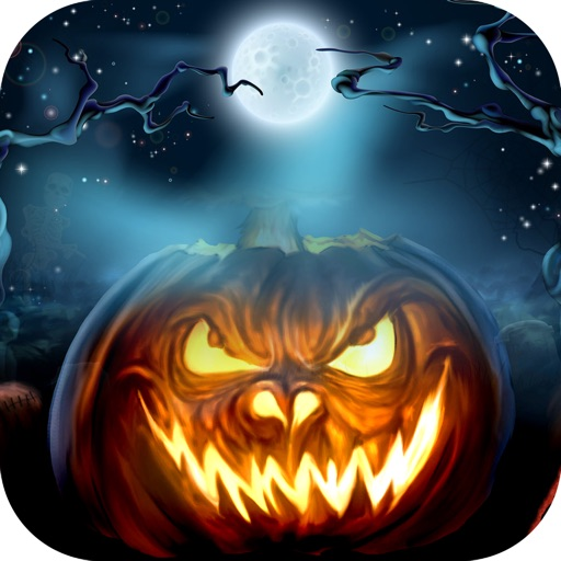 Scary Halloween Wallpaper icon