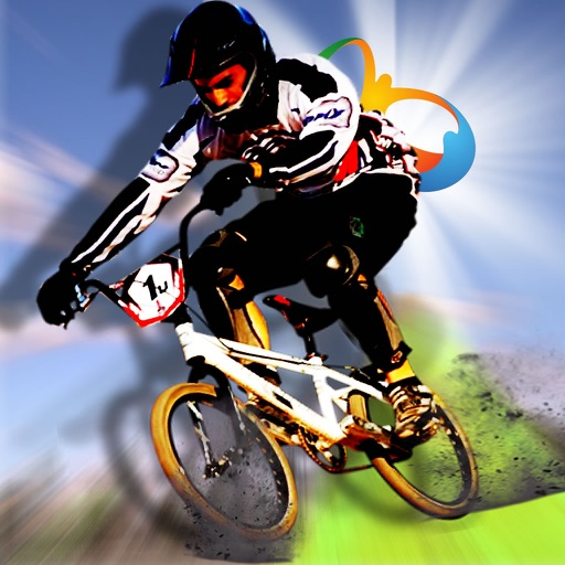 An Track Bike - BMX Freestyle Racing Game icon
