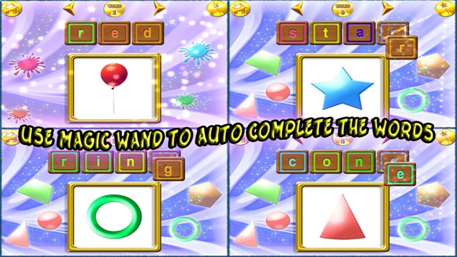 Magic Spell - first words on the App Store