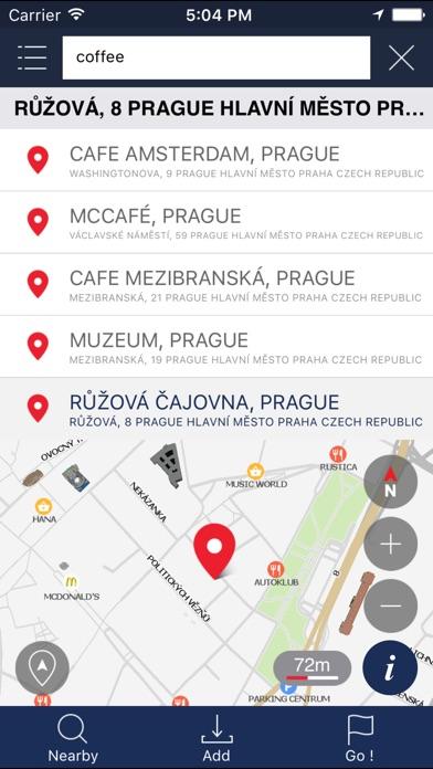 BringGo Eastern Europe Screenshots