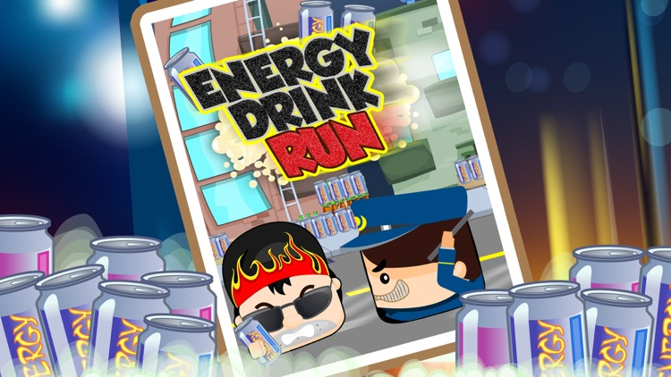 Energy Drink Ping Pong: Evil Bastard Wanted