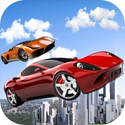 Flying Car : Grand Crime Flying Car Race In Russian City