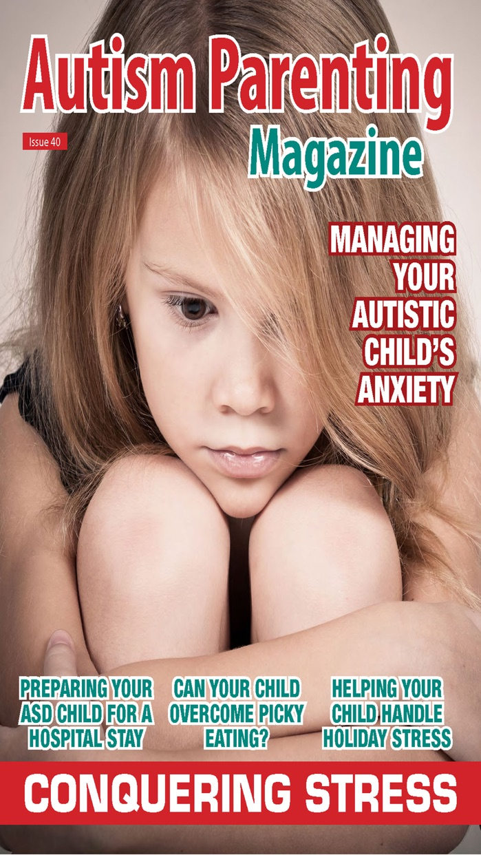 Autism Parenting Magazine Screenshot