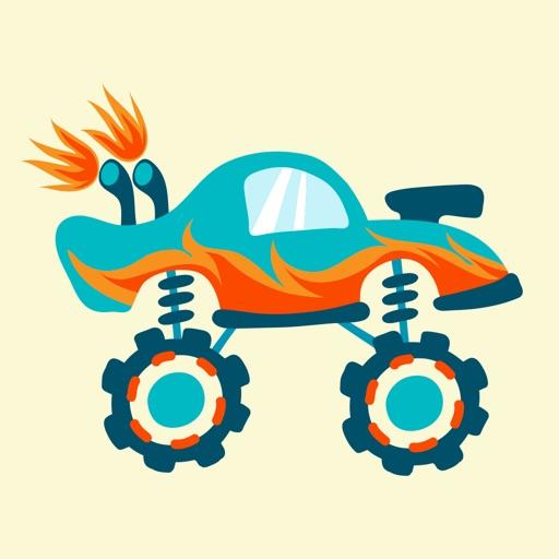 Monster Trucks for Babies