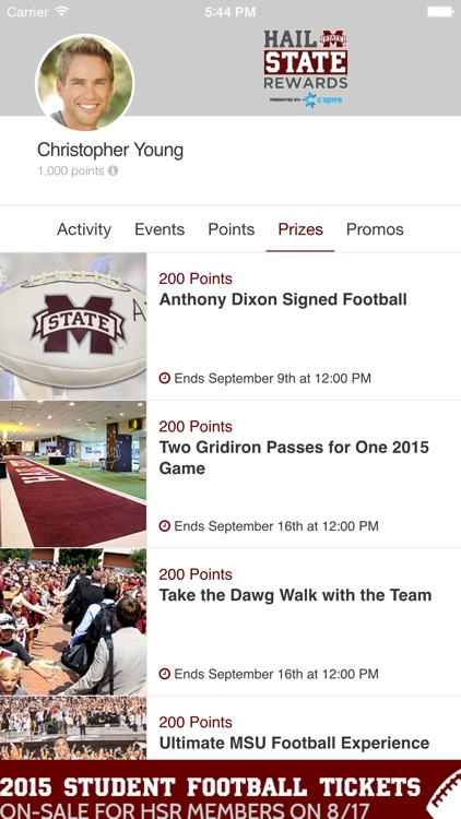 Hail State Rewards screenshot-3