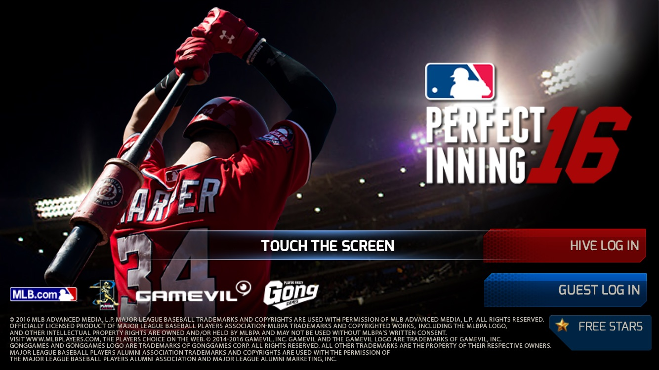 MLB Perfect Inning 16 by GAMEVIL USA, Inc.