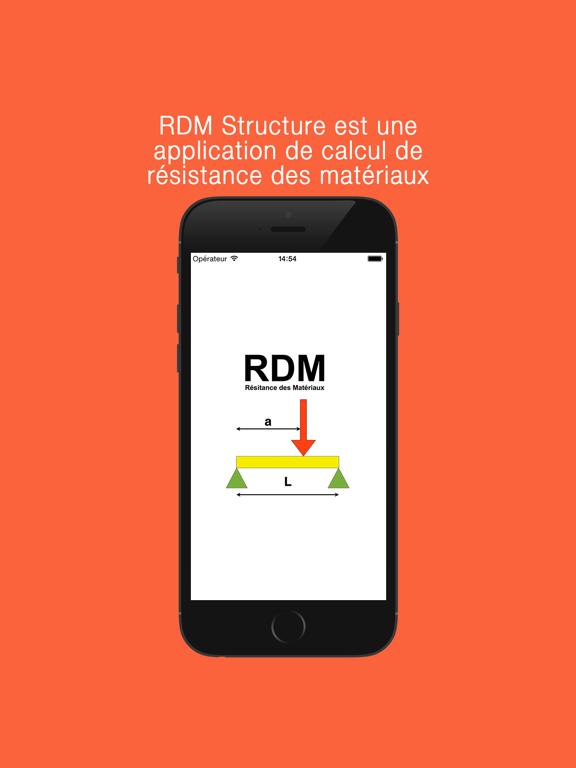 Calcul RDM