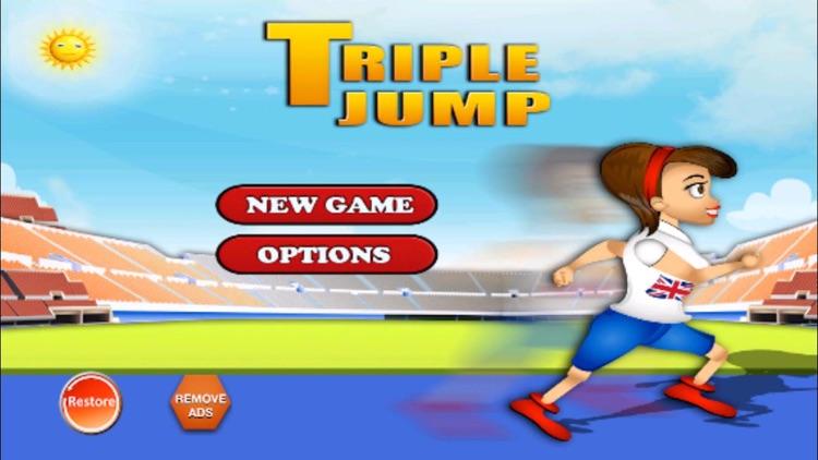 Triple Jump Race