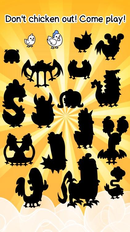 Chicken Evolution | Clicker Game of the Mutant Farm screenshot-3