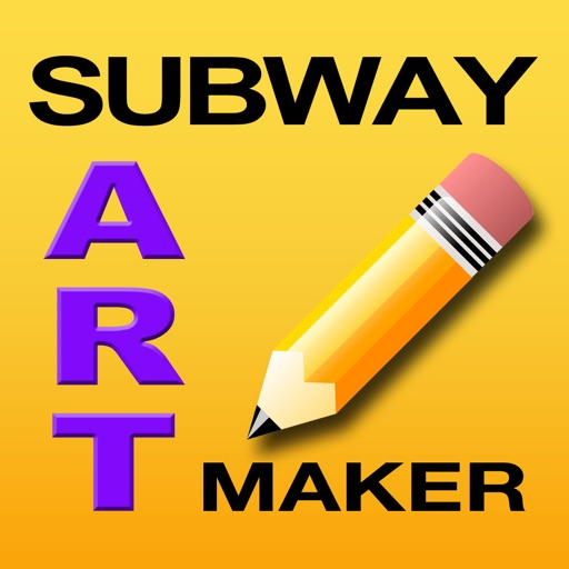 Subway Art Maker