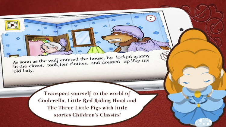 Classic Fairytales for Kids v1- Audiobook screenshot-3