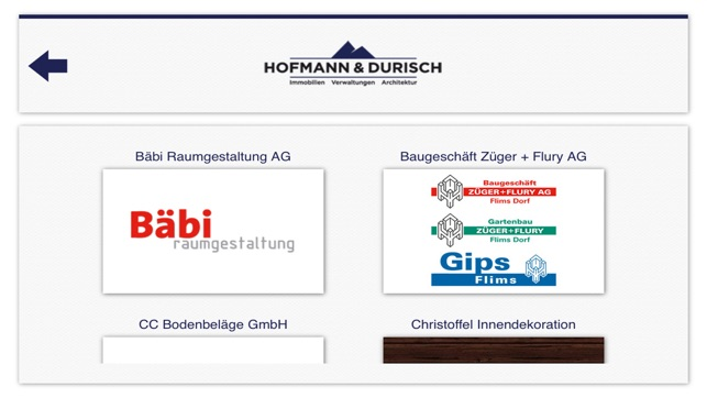 Hofmann durisch ag on the app store for Raumgestaltung app
