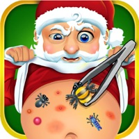 Codes for Santa Doctor Christmas Salon - Little Spa Shave & Mommy Baby Xmas Games for Girl Kids Hack