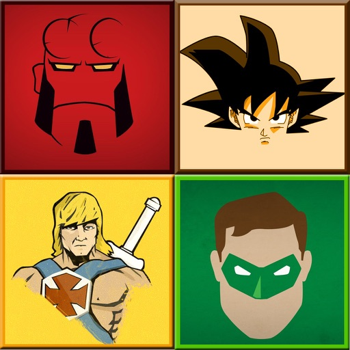 Best Superhero Quiz Games for Most Popular Cartoon & Anime Superheroes Characters