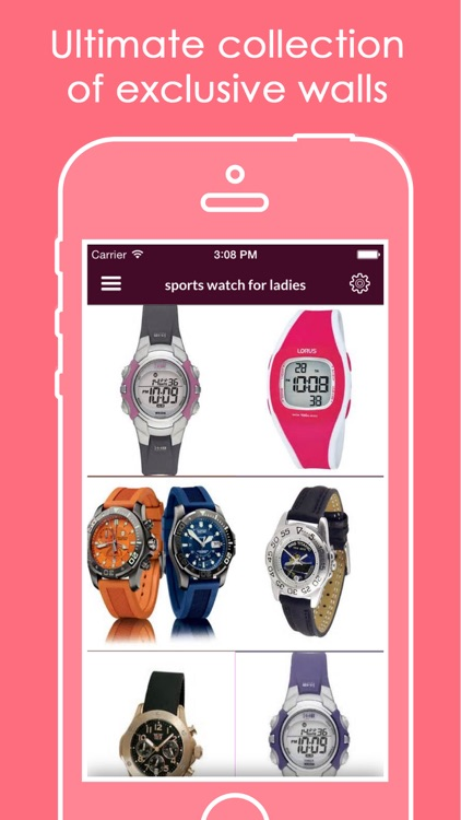 Best Women Luxury Watches | Free Design Collection screenshot-1