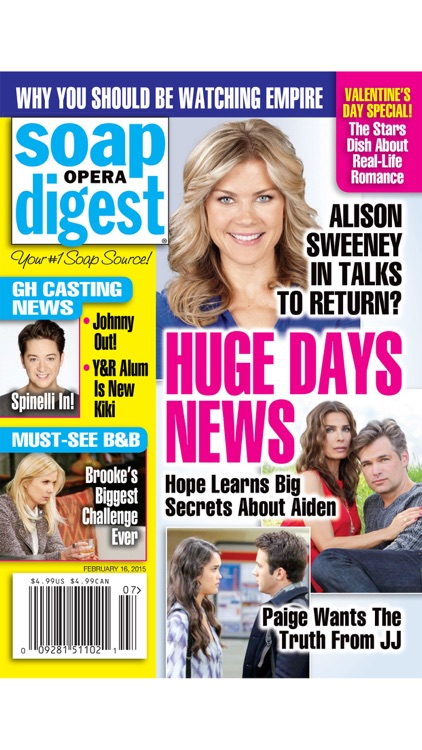 Soap Opera Digest screenshot-1