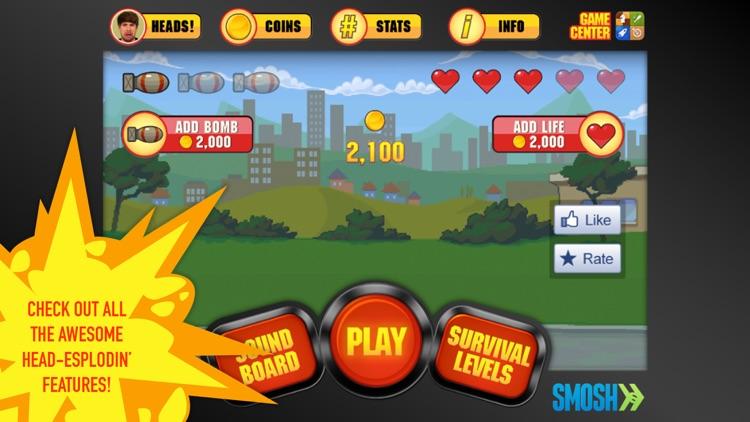 Smosh Super Head Esploder X screenshot-0