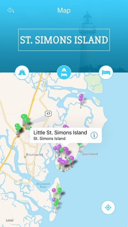 St. Simons Island Tourism Guide screenshot-3