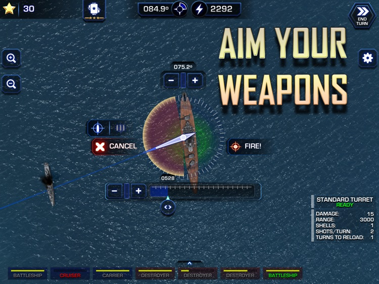 Battle Fleet 2 screenshot-1
