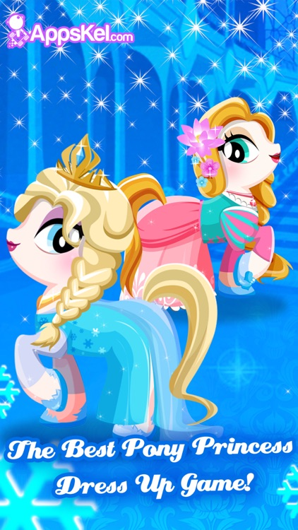 Pony Girls Friendship 2– Magic Dress Up Games Free