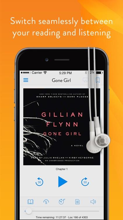 Kindle – Read eBooks, Magazines & Textbooks screenshot-4
