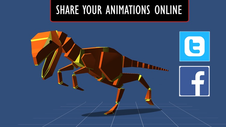 Anim8:3D Character Animation Made Easy screenshot-4
