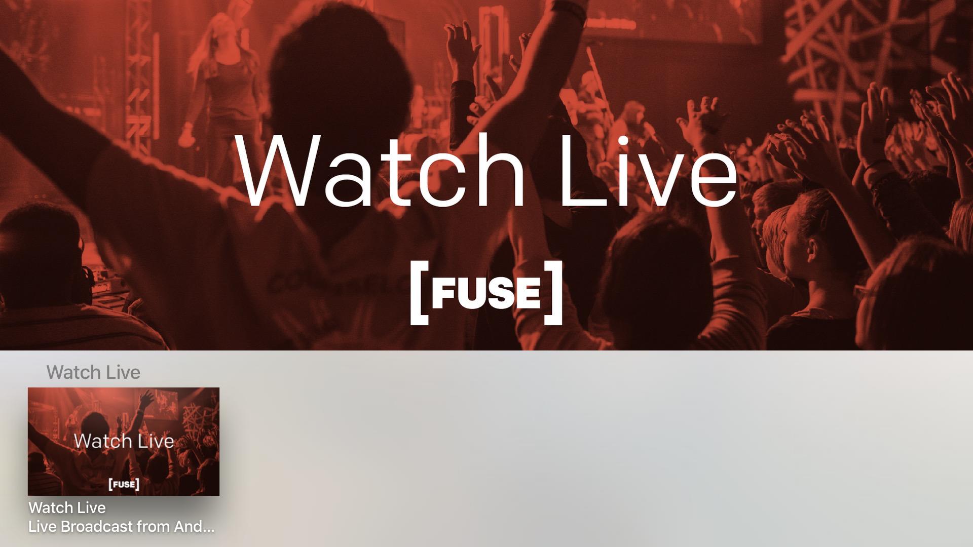 NewSpring Fuse screenshot 8